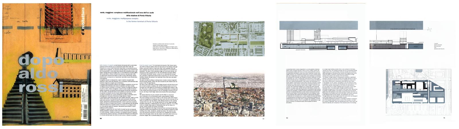 D'Architettura, n°23, aprile 2004, pag.48