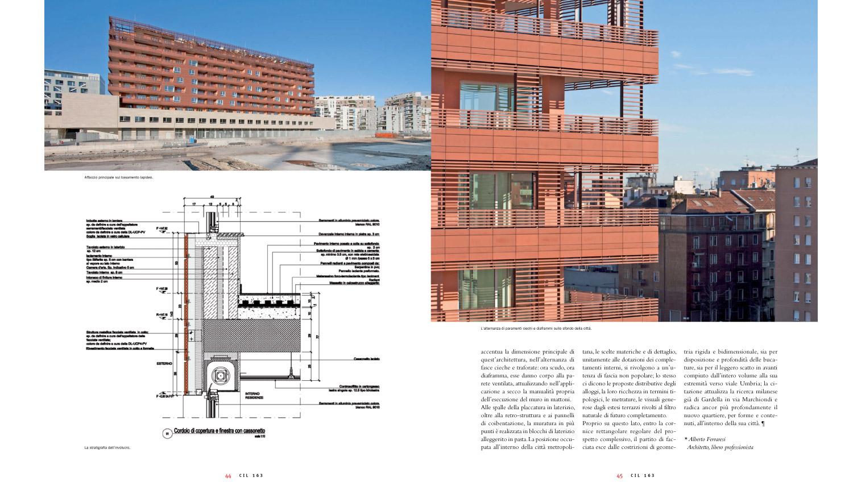 Costruire in Laterizio N°163 a cura di Alberto Ferraresi, p.43-44, 2015
