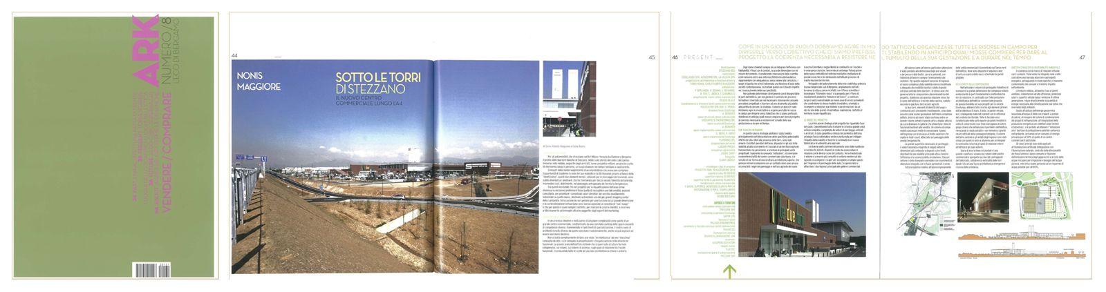 ARK numero 8, Gennaio 2012