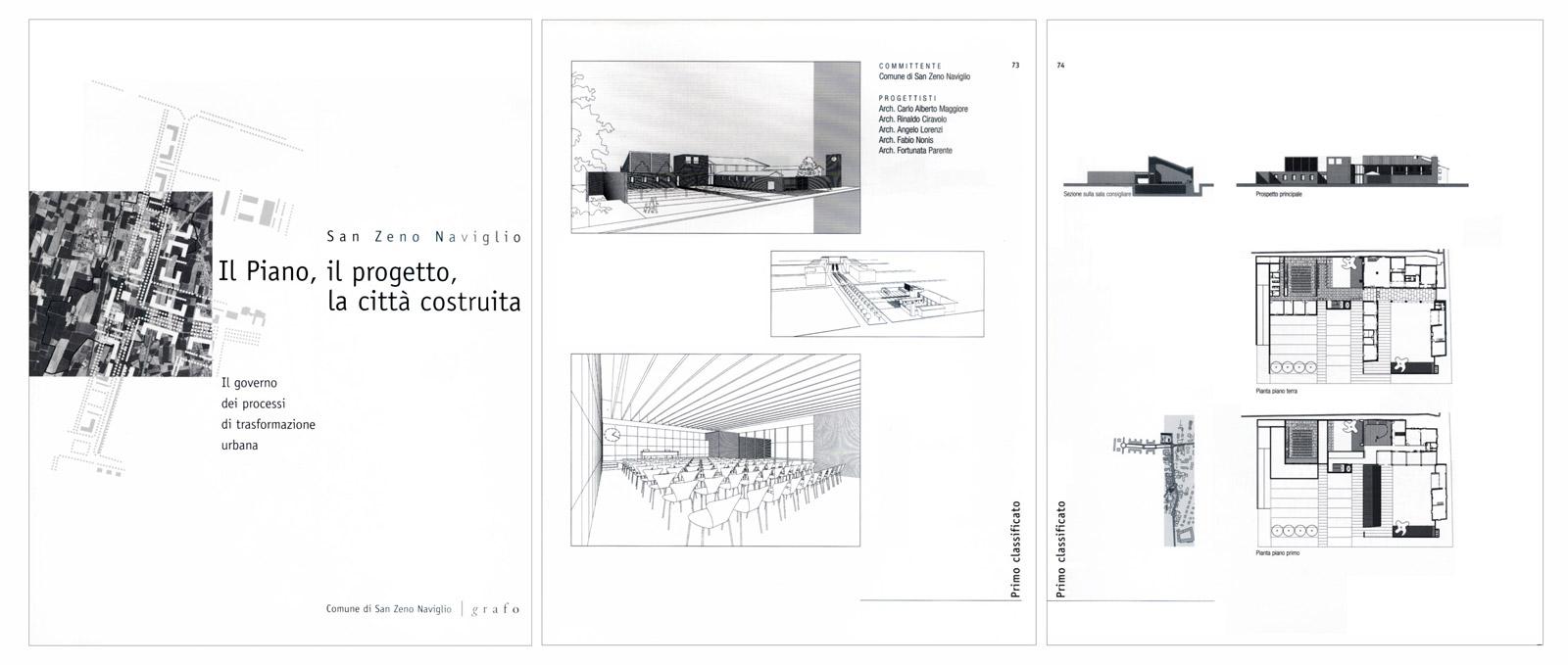Il Piano, il progetto, la città costruita, a cura di L. Lussignoli, Grafo, 2004