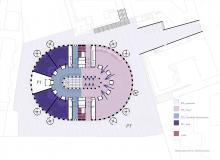 Planimetria e schema degli accessi