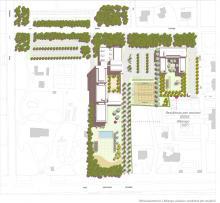 Planimetria generale | Albergo e residenza per anziani