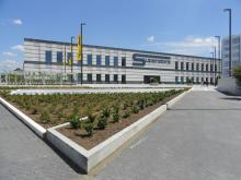 Foto dell'edificio e delle sistemazioni esterne