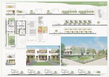 Tavola 2 |  L'alloggio