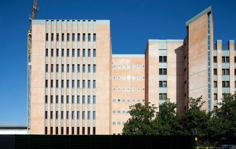 Foto dell'edificio/Lato Sud