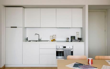 Foto dell'appartamento tipo (spazio comune)