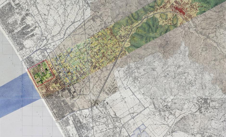Inquadramento urbano | Area ex Bussola Domani